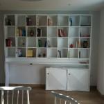 Librería-escritorio